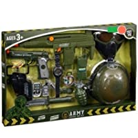 Amazing Trends Excellent Present For Kids Army Special Ops Set Children Fun