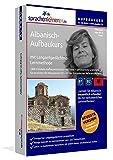 Albanisch-Aufbaukurs: Lernstufen B1+B2. Lernsoftware auf CD-ROM + MP3-Audio-CD für Windows/Linux/Mac OS X. Fließend Albanisch lernen für Fortgeschrittene mit Langzeitgedächtnis-Lernmethode