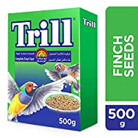 Trill Finch Seed, 500g
