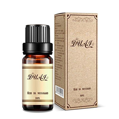 Giocattoli per adulti,Olio per il massaggio del pene per l'olio essenziale per l'ingrandimento del pene dell'uomo da 10ml / 0.3 fl.oz