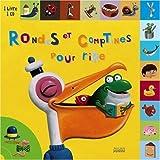 Rondes et comptines pour rire (1CD audio)