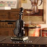 Retro Musical Instruments, Wine Closet, Shop Decoration, Coffee Shop, Clothing Store...