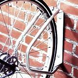 All Ride 871125231241 Portabici Regolabile, Argento,