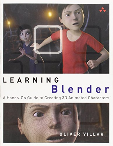Learning Blender: A Hands-On Guide to Creating 3D Animated Characters (Addison-Wesley Learning) por Oliver Villar