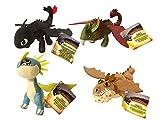 Spin Master 6022470 Dragons Plüsch, 4 Sortiert, 20 cm
