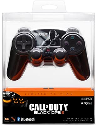 PS3 Controller Bluetooth Black Ops 2