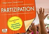 Partizipation: Themenkarten für Teamarbeit, Elternabende und Seminare (Motive für die Bildkartenbühne)