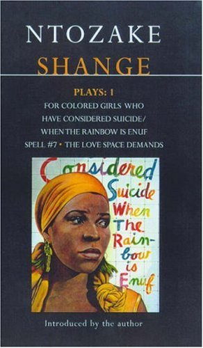 Ntozake Shange: Plays 1: