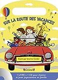 Sur la route des vacances (livre CD)