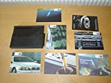 BMW E39 5 SERIES OWNERS HANDBOOK with WALLET (1995 - 2003) SALOON & TOURING - 520i 525i 530i 535i 540i 520d 525d 530d - OWNER'S HAND BOOK MANUAL 520 525 530 530 535 540 i d