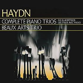 Haydn: Piano Trio in A, H.XV No.35 - 1. Capriccio