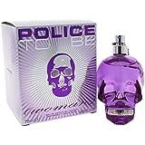 Police To Be Eau De Parfum Vapo for Women, Purple, 75ml