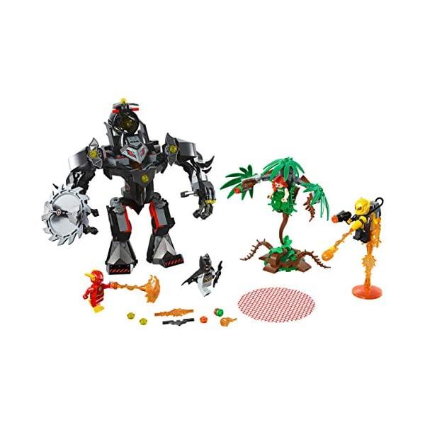LEGO Super Heroes - Mech di Batman vs. Mech di Poison Ivy, 76117 3 spesavip