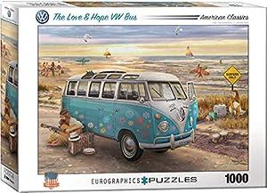 Eurographics 6000-5310 Puzzle Puzzle - Rompecabezas (Puzzle Rompecabezas, Vehículos, Niños y Adultos, Niño/niña, Interior, Cartón)