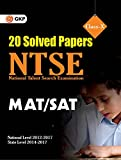 #6: NTSE 20 Solved Papers (SAT/MAT)