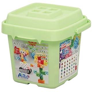 Artec Atekku block bucket 112 pastel (japan import)