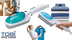 Dealcrox Portable Steam Iron Handheld Tobi Garment Steamer