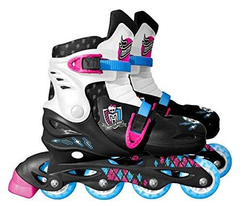 Kinder Mädchen Girls Inliner Inline Skates Skater Inlineskating Disney Monster High 34 35 36 37 STAMP
