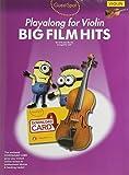 Guest Spot Big Film Hits Violin Book & Download Card...