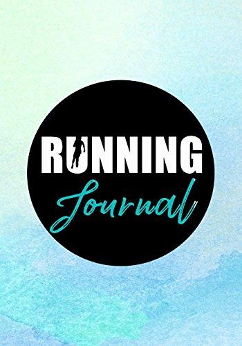Running Journal: Race Keepsake Notebook Diary por Dartan Creations