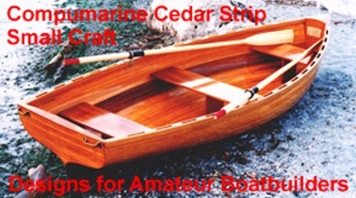 How to Build a Cedar Strip Boat (English Edition)
