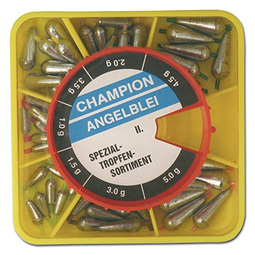 Angel DomäneTropfenblei Sortiment Champion