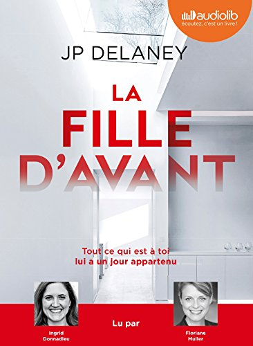 La Fille d'avant: Livre audio 1 CD MP3
