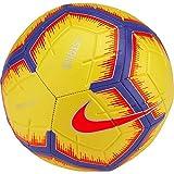 Nike SA NK STRK-FA18 Fußball Yellow/Purple/Flash Crimson 5