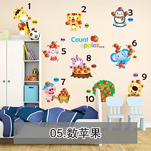 LSLJ Habitación de los niños Dormitorio jardín de Infantes Clase diseño de...