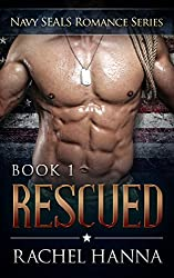 Rescued (Navy SEALS Romance Book 1) (English Edition)