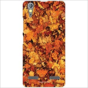 Design Worlds - Lenovo A6000 Plus Designer Back Cover Case - Multicolor Pho...
