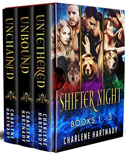 Shifter Night Box Set: Complete Set (Book 1 - 3) (English Edition) Night Box