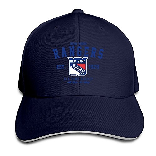 hittings-ny-rangers-old-time-ice-hockey-team-flex-baseball-cap-ash-navy