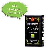 Natives Olivenöl extra – Biologisch - 500m