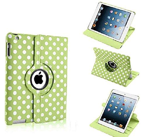 AR Premium Apple iPad 2./3./4. Generation–Multi Stand hochwertigem Synthetik Leder Pro 360Grad drehbar Case Cover mit Auto Sleep/Wake Funktion Fall Perfektion/geeignet nur für Apple Apple iPad 2./3./4. Generation/Modell: - Auto-fall 3 Ipad