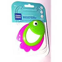 Mee Mee Silicone Teether Fish (Multicolour)