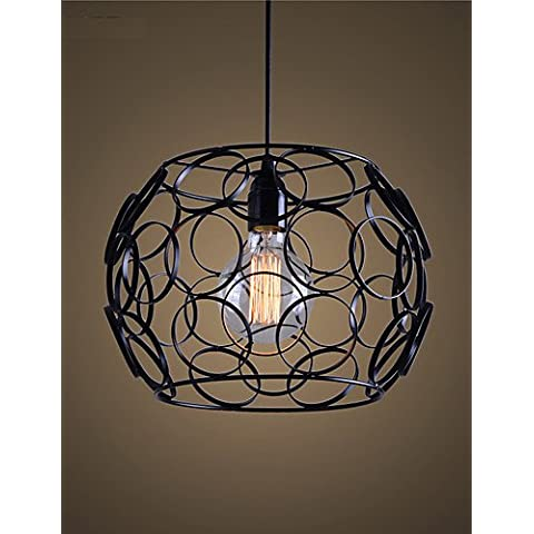 NASEN LED luci di PENDENTE E27 220V 28*21cm 5-10?Creative assunti