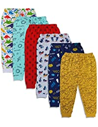 x2o Cotton Baby Pajama Pants with Rib (Unisex) (Multicolor) (Assorted Prints) Pants_001