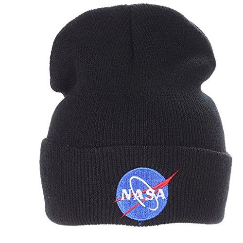 belsen-unisex-cappello-inverno-berretti-lettera-hip-hop-cap-nero