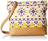 #8: Kanvas Katha  Women's Sling Bag (Multi color) (KKSAMZAUG005)