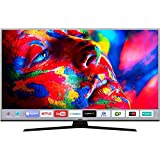Sanyo 123 cm (49 inches) XT-49S8200U 4K UHD LED Smart TV (Metallic)