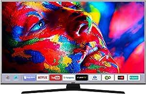 Sanyo 139 cm (55 Inches) 4K UHD LED Smart TV XT-55S8200U (metallic)