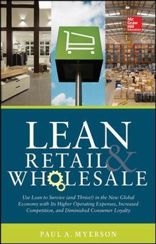 Lean Retail and Wholesale por Paul Myerson