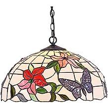 Interfan Lámpara Colgante Primavera E27, Multicolor