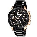 Lamkei LAM-1164 Date Watch for Men - Fashion Luxury Casual Chronograph Design Multifunction
