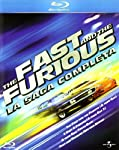 Saga completa Fast and Furious Bluray