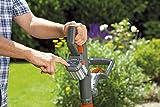 GARDENA Akku-Trimmer Set EasyCut Li-18/23R: Rasentrimmer mit 230 mm Schnittkreis, Teleskopstiel und Pflanzenschutzbügel, Stielneigungsverstellung  (9823-20) für GARDENA Akku-Trimmer Set EasyCut Li-18/23R: Rasentrimmer mit 230 mm Schnittkreis, Teleskopstiel und Pflanzenschutzbügel, Stielneigungsverstellung  (9823-20)