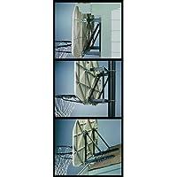 Spalding NBA 8406SCN - Soporte para extensión de tablero de baloncesto (tamaño único)