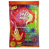 DealBindaas Jag Mag Holi Organic Colour Assroted 1 Pc | 100% Safe | Magical Body Paste | Attractive Organic Colours