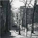 Affiche 30x30 cm Escaliers, Montmartre, Paris / Steps, Montmartre, Paris / Treppen, Montmartre, Paris Walter LIMOT